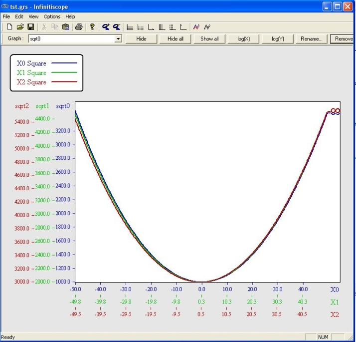 Infinitiscope is a graphical display tool made for scientific research purposes.